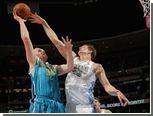 Тимофей Мозгов набрал четыре очка в матче НБА