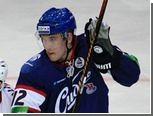 Финский хоккеист сломал ногу в матче КХЛ