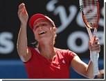 Российская теннисистка победила Серену Уильямс