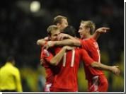 Сборная России перед Евро-2012 сыграет с Уругваем, Италией и Францией