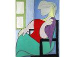 Портрет музы Пикассо оценили в 50 миллионов долларов