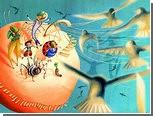 Физики пересчитали сказочных чаек-персиконосцев
