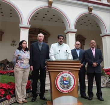 Президент Венесуэлы Чавес может остаться без инаугурации