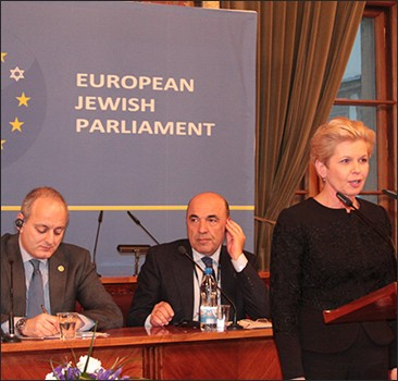 Европейский Еврейский парламент: сессия в Кракове. ФОТО