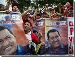 Сторонники Чавеса вышли на улицы в день его несостоявшейся инаугурации