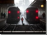 Выпавший из поезда пассажир пробежал за ним семь километров