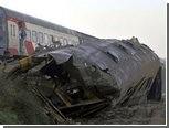 В результате крушения поезда в Египте пострадали более 100 военнослужащих