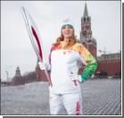 """Олимпийский факел """"Сочи-2014"""": Жар-птица или водка?"""