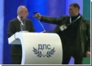В болгарского политика стреляли в прямом эфире