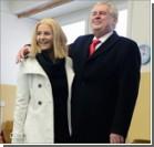 Президентом Чехии стал бывший премьер-министр Милош Земан
