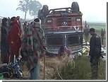 Одиннадцать детей погибли в ДТП в Индии