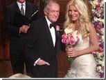 Хью Хефнер женился на сбежавшей невесте