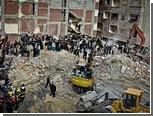 При обрушении дома в Александрии погибли 17 человек