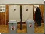 В Чехии прошел первый тур выборов президента