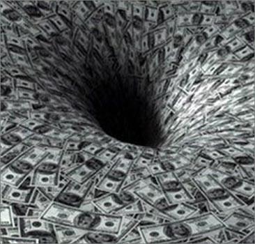 За год госдолг Украины вырос на 8,9%