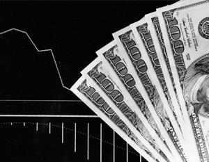 Экономика США упала в конце 2012 года