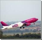 Бюджетная компания Wizz Air подала заявки на 18 международных направлений