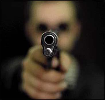 В Одессе грабитель расстрелял работницу обменника