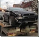 Шуфрич признался: в ДТП в Ужгороде попал именно он