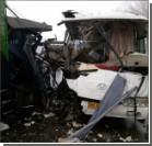 В ДТП в Полтавской области пострадало девять человек. Фото
