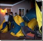 В США рухнул воздушный шар с влюбленной парой. Видео