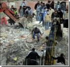 В Египте рухнул жилой дом. Фото