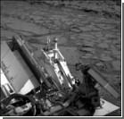 """На Марсе сфотографирован загадочный """"марсианский цветок"""""""