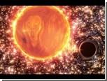 Астрофизики недооценили скорость роста сверхмассивных черных дыр
