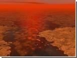 """Ученые рассказали о метановых """"льдинах"""" на Титане"""