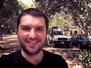 Вадим Коржос совершил миссионерскую поездку в Африку