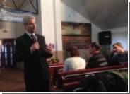 Лев Вертыло провел семинар для руководителей музыкального служения