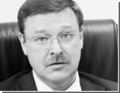 Константин Косачев: Неуклюжая акция американских спецслужб