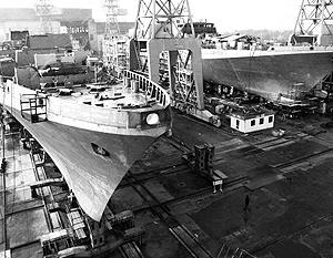 ВМФ РФ решил опробовать новый принцип строительства кораблей