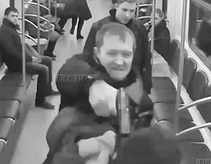 Задержаны подозреваемые в стрельбе в московском метро