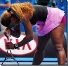 Серена Уильямс вылетела с Australian Open