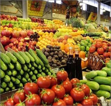 Морозы в Украине резко поднимут цены на овощи и фрукты