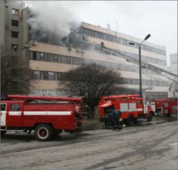 Директор горевшей в Харькове ювелирной фабрики ударился в бега