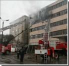 Подробности пожара на ювелирной фабрике в Харькове. Шокирующее видео