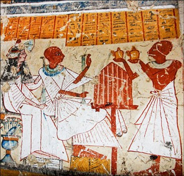 В Луксоре найдена гробница древнеегипетского пивовара. Фото