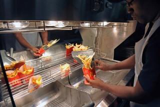«Макдоналдс» раскрыл тайны изготовления картошки-фри