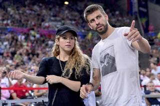 Шакира и Жерар Пике второй раз стали родителями