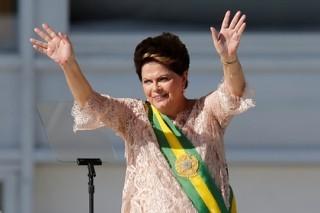 Дилма Русеф обозначила приоритеты политики Бразилии на ближайшие годы