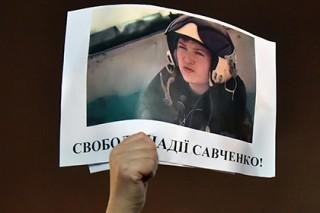 ПАСЕ призвала освободить Савченко и всех украинских военнопленных