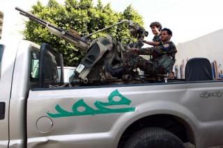 В столице Йемена начался бой между армией и повстанцами-шиитами