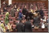 В парламенте Афганистана подрались женщины-депутаты