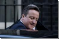 Позвонивший на мобильный Кэмерона хулиган переполошил Даунинг-стрит