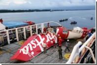В Индонезии исключили версию падения самолета AirAsia в результате теракта