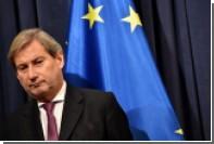 В ЕС выразили заинтересованность в отмене антироссийских санкций