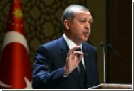 Эрдоган заявил о потере интереса Турции к вступлению в ЕС