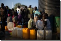 В Южном Судане демобилизуют три тысячи детей